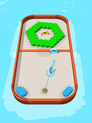 Arcade Battle disc für das Smartphone