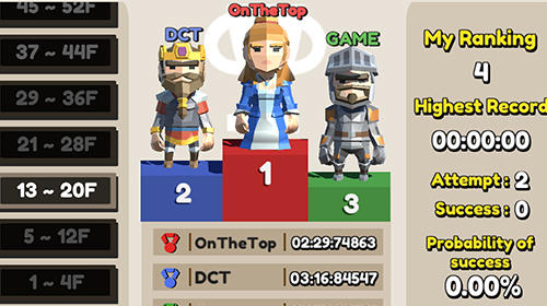 d'arcade On the top: Pro rescuer pour smartphone