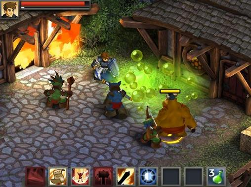 Battleheart: Legacy screenshot 3