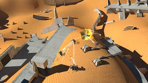 Mech battle capture d'écran 1