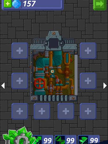 Arcade Dwarves elevator simulator für das Smartphone