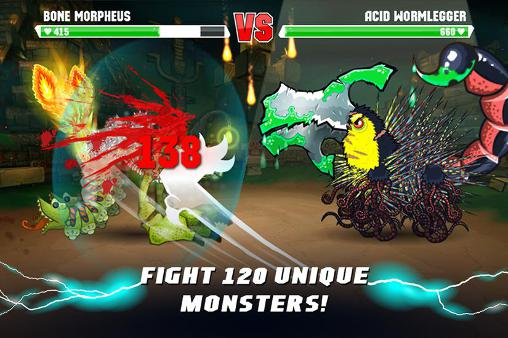 Mutant fighting cup 2 für Android