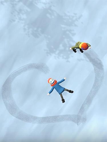 Abenteuer-Spiele Snowblind für das Smartphone