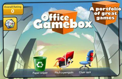 logo Spielebox fürs Büro