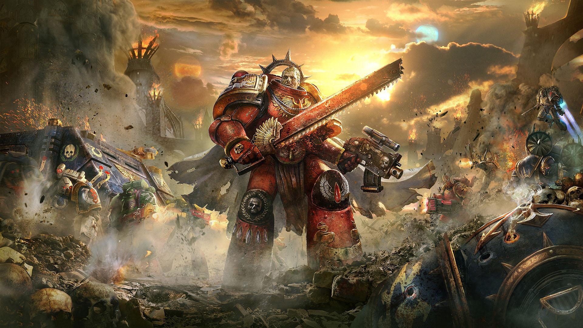 кращі ігри Warhammer для Android