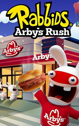 Rabbids Arby's rush captura de pantalla 1