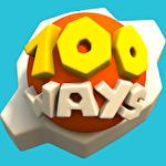 One hundred ways icon