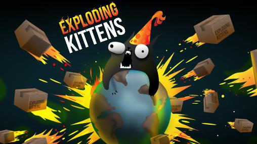 Exploding kittens screenshot 1