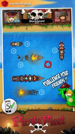 Schlacht der Schiffe - Piratenflotte für iPhone