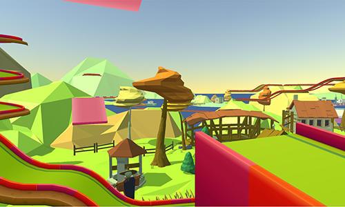 Mini golf paradise sport world für Android