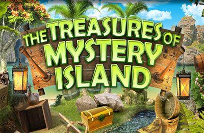 logo Los tesoros de la isla de los secretos