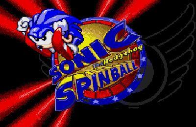 logo Sonic Pinball