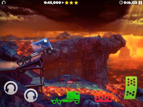 Arcade-Spiele Offroad legends 2 für das Smartphone
