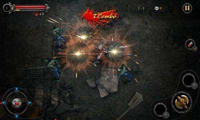 Apocalypse Knights screenshot 1