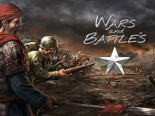 Screenshot Wars and battles on iPhone