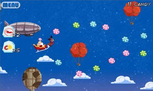 Christmas winterland für Android