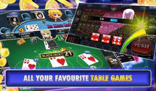 Full house casino: Lucky slots Screenshot