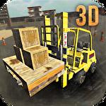 Forklift simulator 3D 2014 Symbol