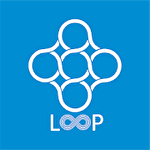 Loop chain: Puzzle ícone