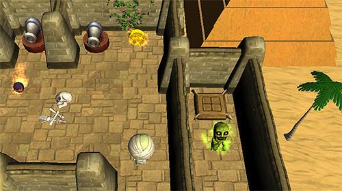Tomb of king为Android