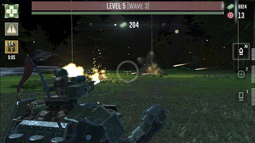 Tortuga de combate para iPhone gratis