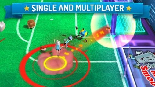 CN Superstar soccer. Copa toon para Android