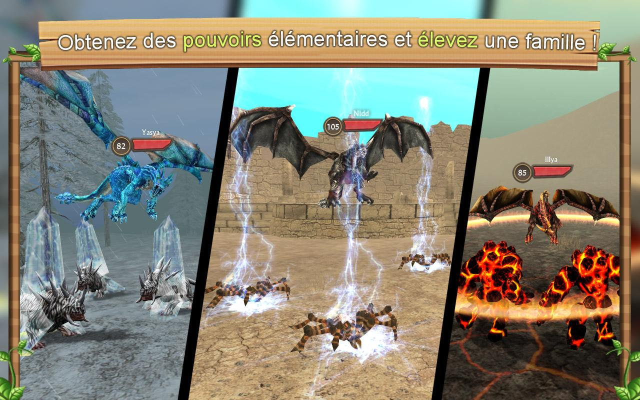 Dragon Sim Online: Be A Dragon capture d'écran 1