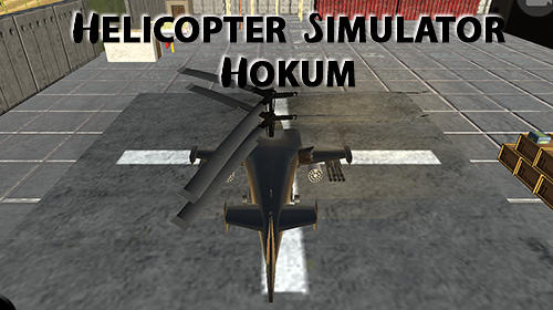 Helicopter simulator: Hokum capture d'écran 1