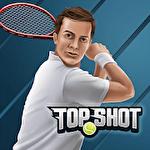 Top shot 3D: Tennis games 2018 icône