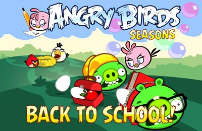 logo Angry Birds: Back to School