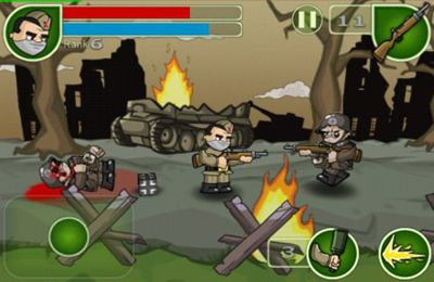 Screenshot Victory Day on iPhone