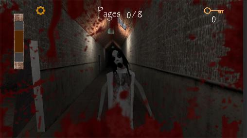 Slendrina: Asylum скриншот 1