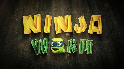 Ninja worm Screenshot