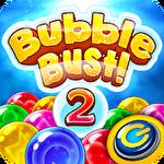 Bubble bust 2! Pop bubble shooter icône