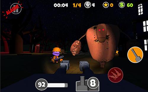 Скриншот Danny's war на андроид