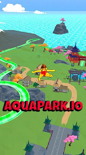 Aquapark.io capture d'écran 1