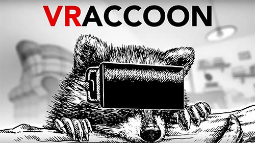 VRaccoon: Cardboard VR game Symbol