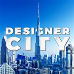 Designer city: Building game icono