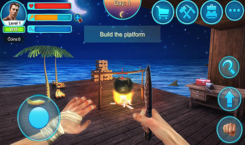 Ocean survival 3D 2 for Android