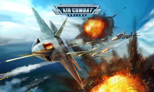 Air combat: Online captura de tela 1