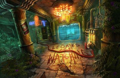 Abenteuer-Spiele: Lade Abgrund: Die Gespenster von Eden auf dein Handy herunter