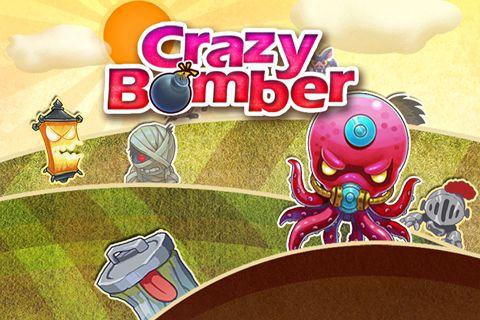 logo Verrückter Bomber