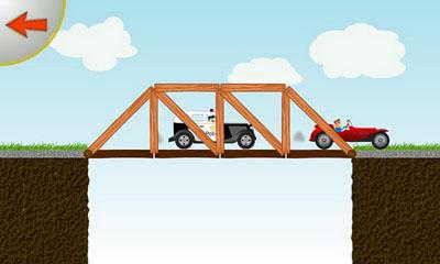 Wood Bridges in English