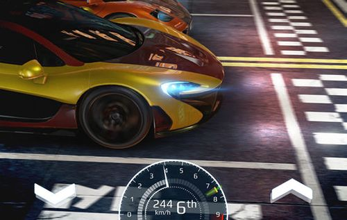 Asphalt street storm racing for iPhone for free