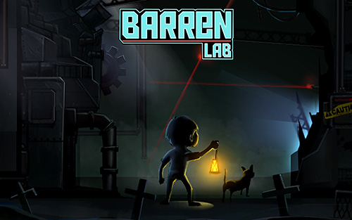 Barren lab capture d'écran 1