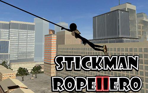 Stickman rope hero 2 screenshot 1