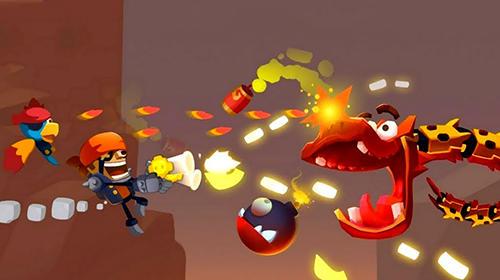 Arcade-Spiele Star shooters: Galaxy dash für das Smartphone