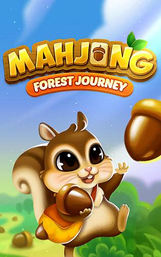 Mahjong forest journey Screenshot