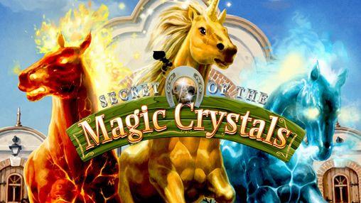 logo Das Geheimnis des magischen Kristalls