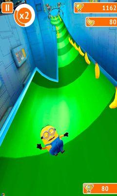 Despicable Me Minion Rush скриншот 1
